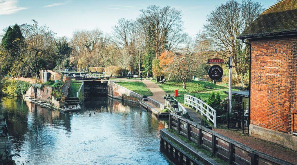 Visit Newbury Kennet & Avon Canal