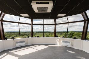 Greenham Common Observation Deck