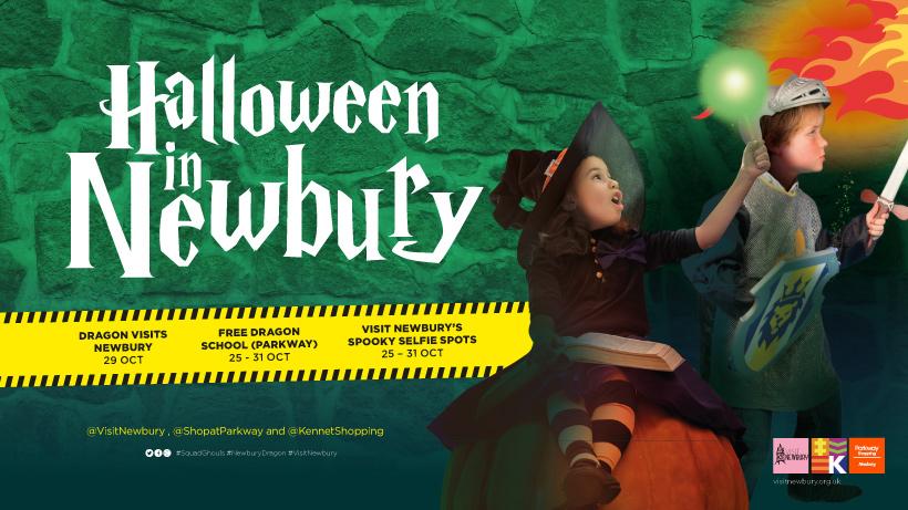 Halloween in Newbury!