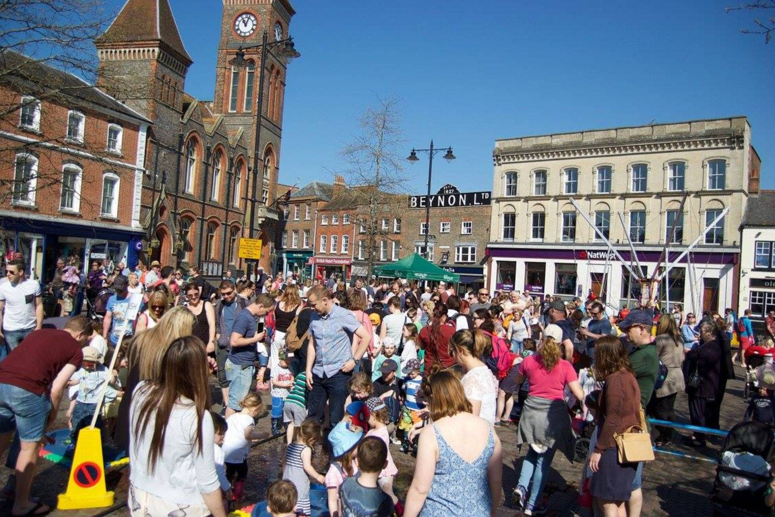 Enjoy Newbury Events