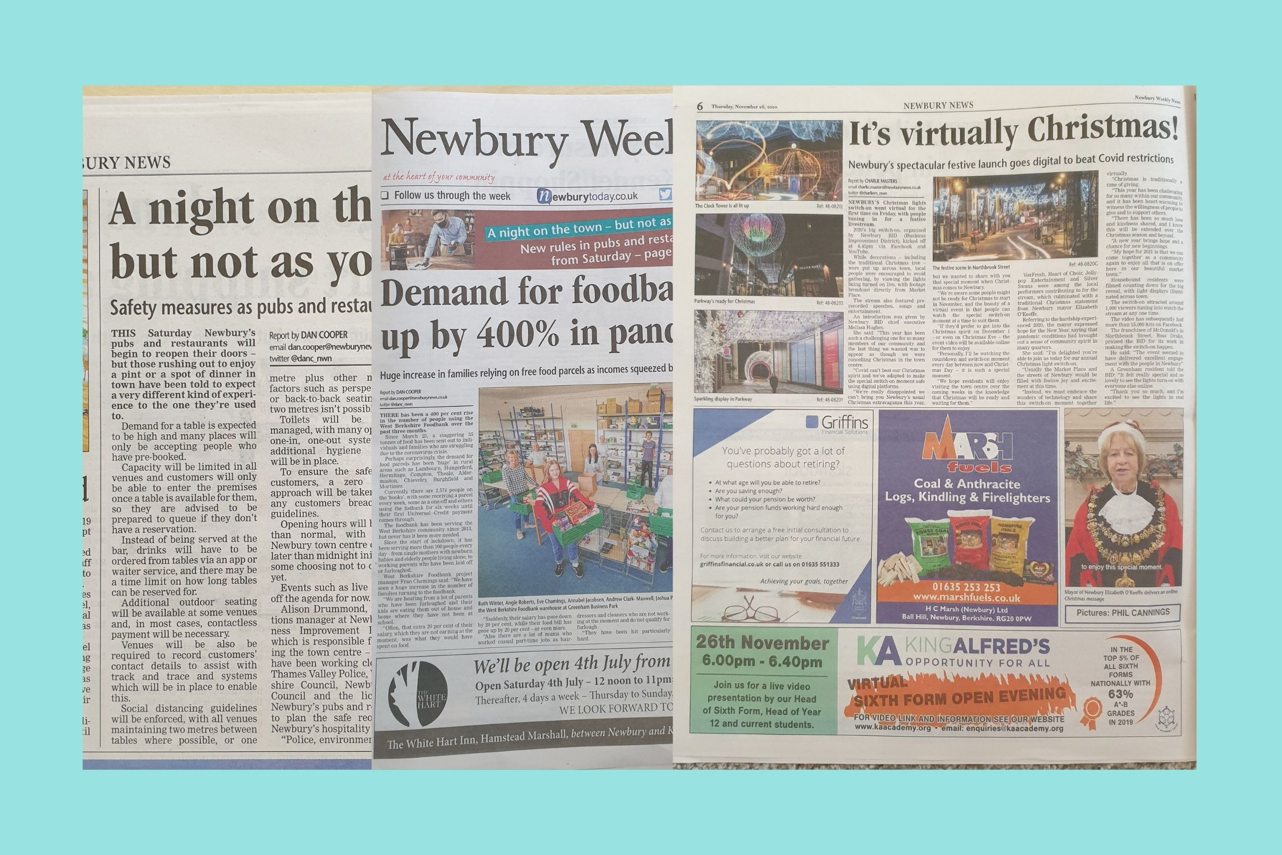 Newbury BID News