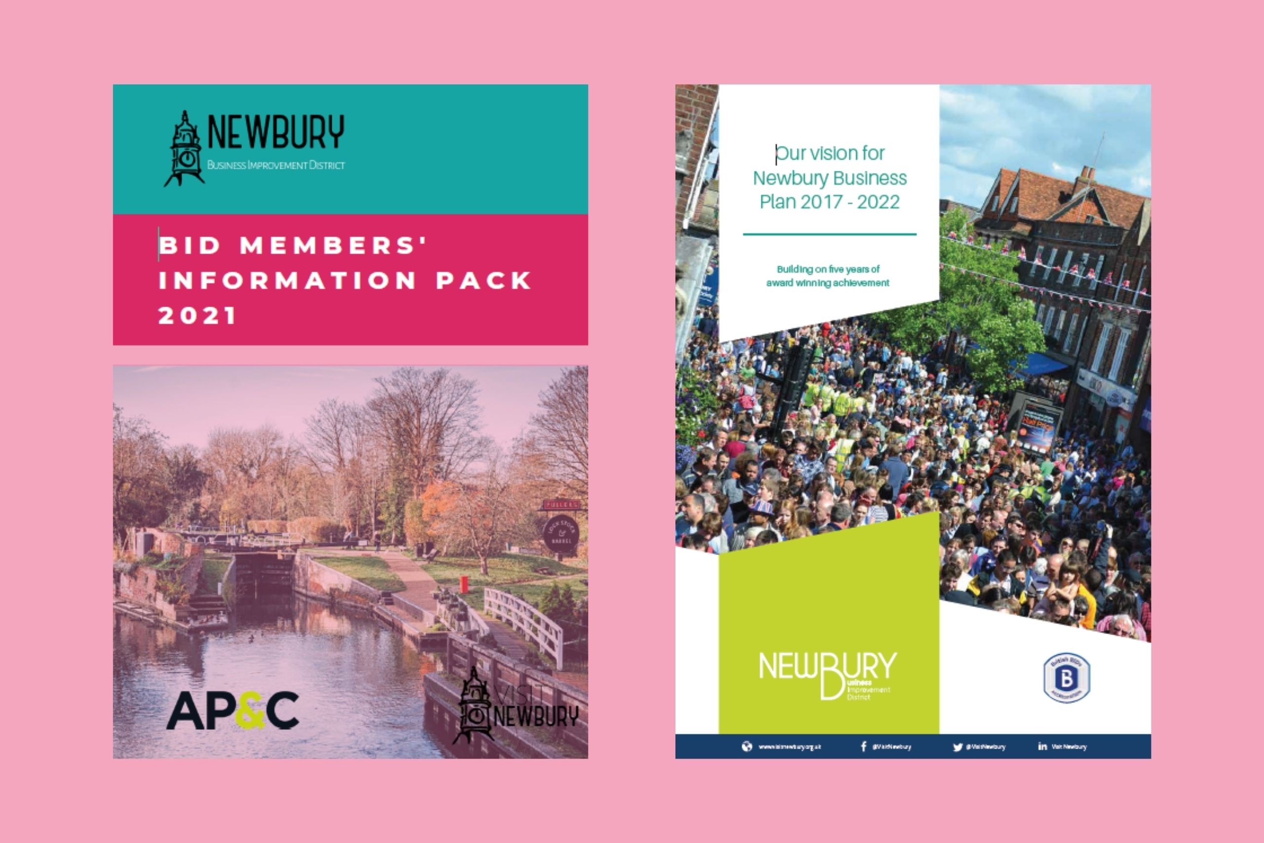Newbury BID Publications