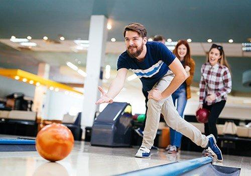 Bowling in Newbury
