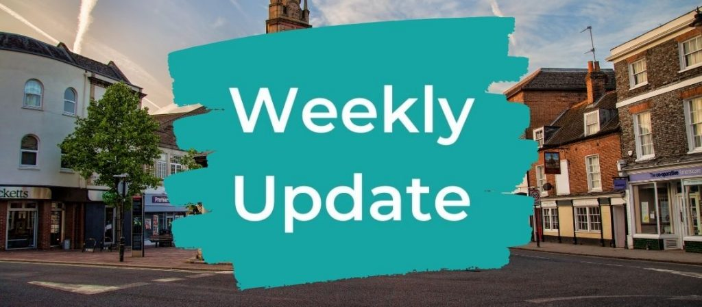 Weekly Update from Newbury BID