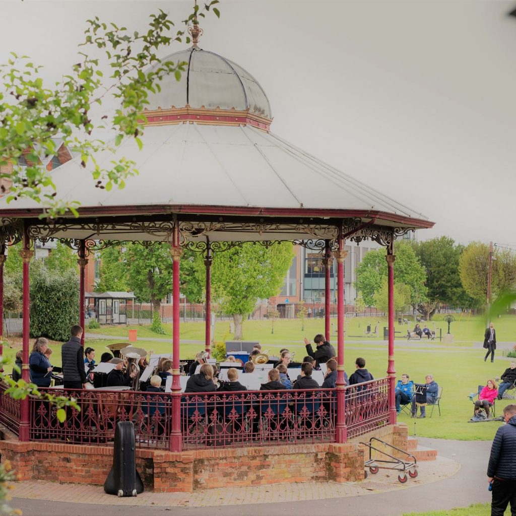 Music in the Bandstand