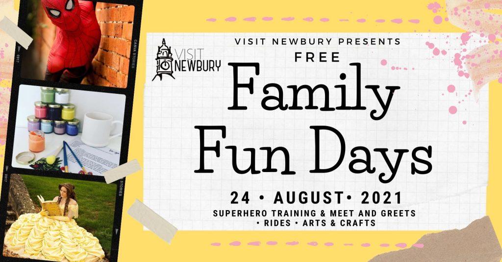 Family Fun Day 24 Aug-21