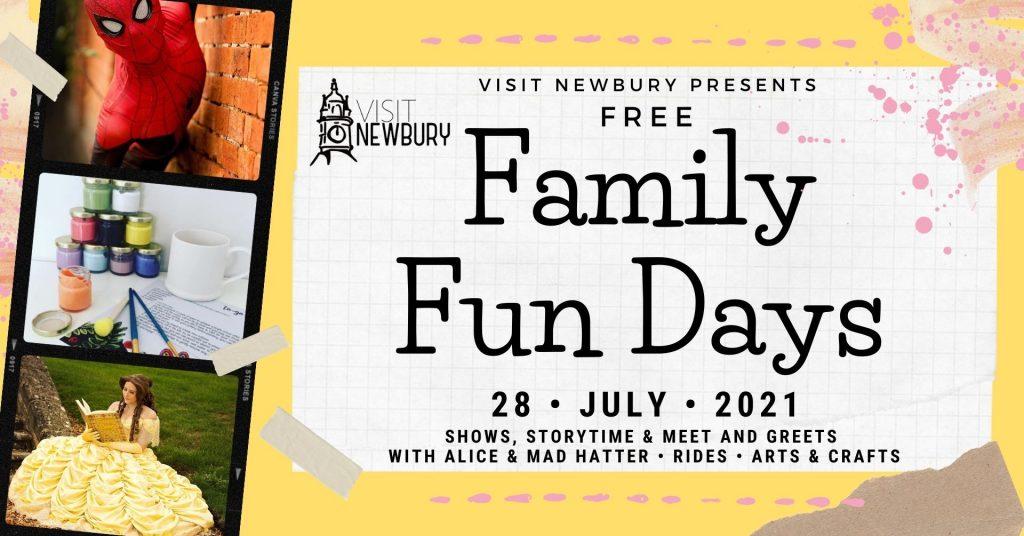 Family Fun Day 28 Jul-21